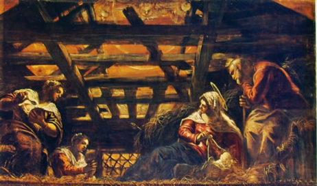[ video ] A tu per tu con Derio. Tintoretto. L'adorazione dei pastori