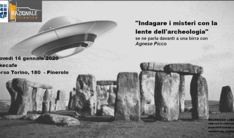 Archeologia e bufale. Giovedì 16 gennaio un incontro a Pinerolo