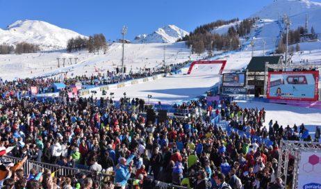 Sestriere aspetta le donne della Coppa del Mondo di sci alpino