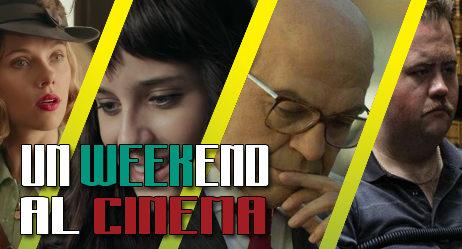 Cinema a Pinerolo nel week end. Iniziano le proiezioni italiane dei film candidati agli oscar!