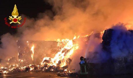 Torino. Controlli dei Carabinieri del NOE per prevenire gli incendi dei rifiuti