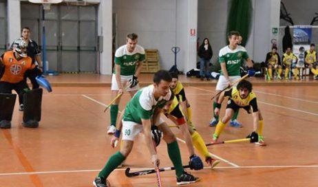 Villar Perosa. L'Skf Hockey Valchisone in finale per il titolo italiano Indoor