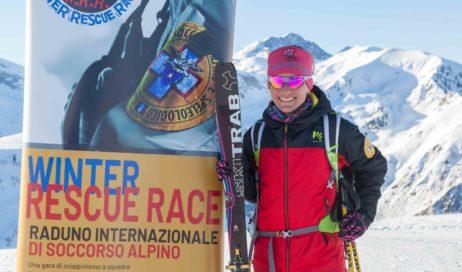 Artesina. Katia Tomatis, mamma e campionessa di scialpinismo, racconta la Winter Rescue Race