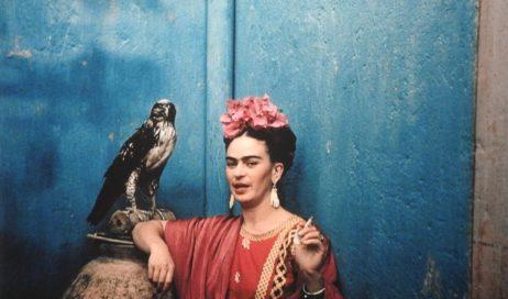 Stupinigi. Frida Kahlo in mostra nelle foto di Nickolas Muray