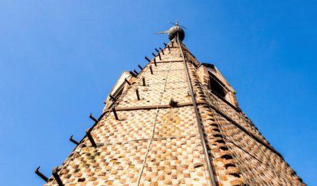 [ photogallery ] Il giorno di San Valentino l'inaugurazione della torre campanaria di San Maurizio restaurata e accessibile al pubblico