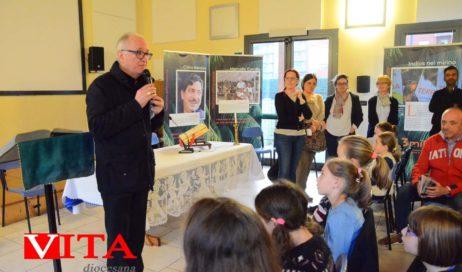 [Photogallery]. A San Lazzaro la Giornata missionaria dei ragazzi