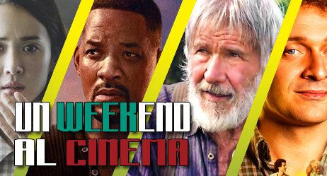 Cinema a Pinerolo nel week-end. Harrison Ford rinfresca IL RICHIAMO DELLA FORESTA