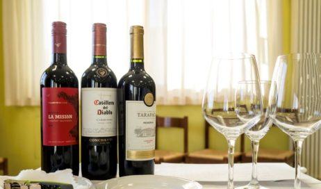 [ photogallery ] Al Prever di Pinerolo vini e studenti cileni