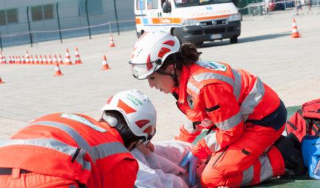 Pinerolo. Volontari Croce Verde cercansi: ecco il corso che serve