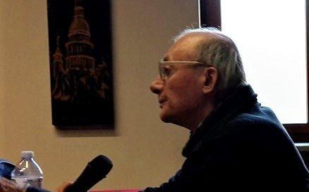 È morto lo scrittore Domenico Carosso
