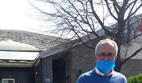 #coronavirus.  Comunità Italo-Cinese regala 1000 mascherine a Luserna San Giovanni
