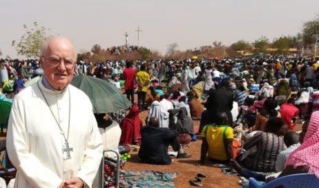 #cronacheafricane – Monsignor Debernardi: prego per Pinerolo e per il Burkina. Un ricordo particolare per mons. Derio