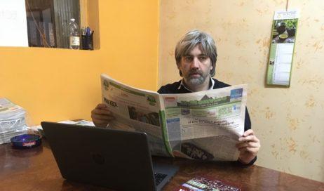 """#coronavirus – Il settimanale """"Il nuovo Monviso"""" sceglie di uscire on line"""