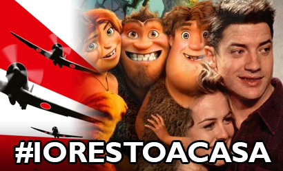 #iorestoacasa… e guardo un film in Tv. Tre suggerimenti per il sabato sera