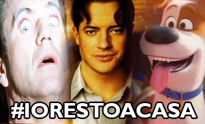 #iorestoacasa e guardo un film in TV
