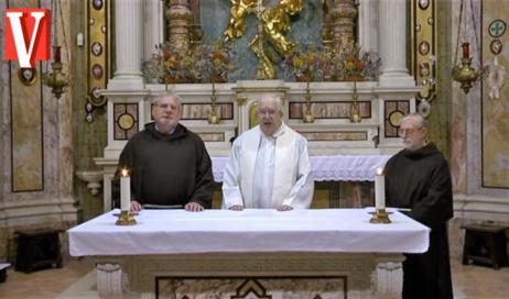 [ video ] Da Fossano e Pinerolo in preghiera per il vescovo Derio e per tutti gli ammalati di covid19