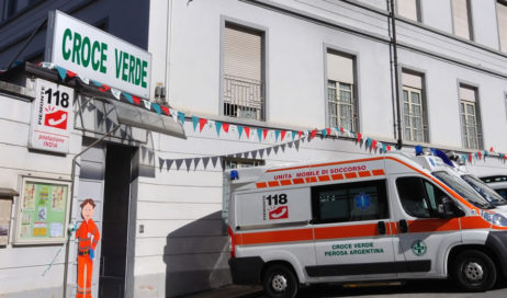 Perosa Argentina. Dal 28 ottobre un nuovo corso di formazione della Croce Verde