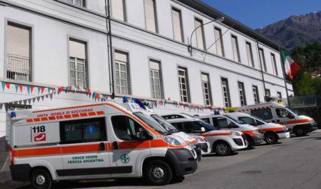 Perosa. Parte il corso della Croce Verde per soccorritori 118