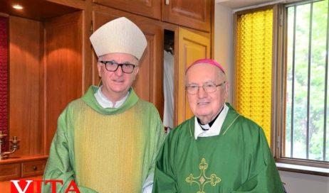 Un abbraccio di affetto e di preghiera per monsignor Derio e monsignor Pier Giorgio