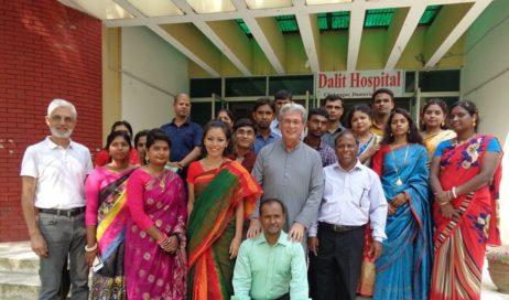 Dal Bangladesh e dall'India tanti messaggi di solidarietà all'associazione pinerolese Ashar Gan