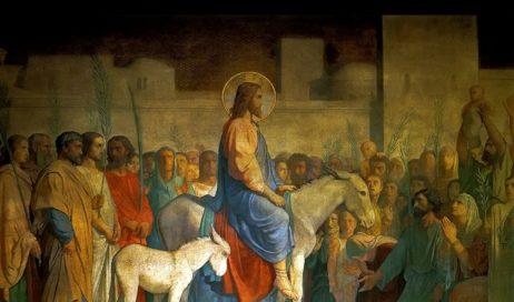 I discepoli andarono e fecero quello che aveva ordinato loro Gesù