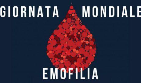 17 aprile: Giornata Mondiale dell'Emofilia