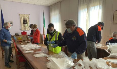 #coronavirus. 1500 mascherine in arrivo alle famiglie di Perosa grazie all'AIB
