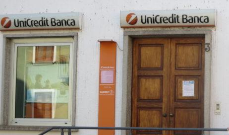 Perosa-Pomaretto. Riaperto lo sportello Unicredit, soddisfatti i sindaci