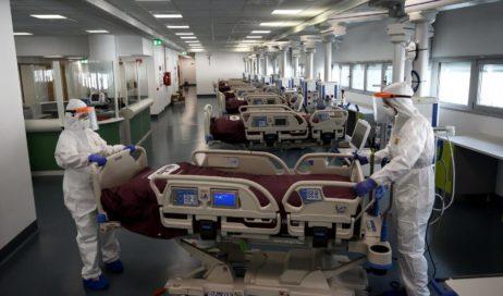 #coronavirus. 22 medici militari in Piemonte come rinforzo nell'emergenza