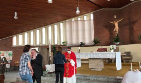 [Photogallery]. Il ritorno dell'assemblea a Madonna di Fatima