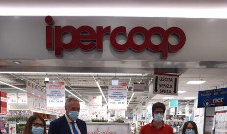 #coronavirus. Alla Croce Rossa 31mila euro dai dipendenti Nova Coop