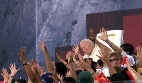Un canto per ricordare i 100 anni di Karol Wojtyła