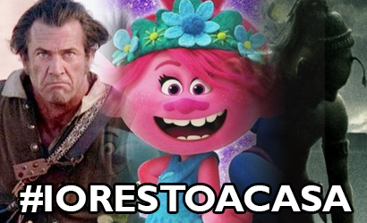 #iorestoacasa… e guardo un film in Tv