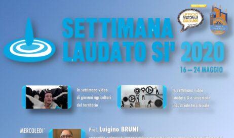 """Diocesi di Pinerolo. Le iniziative in streaming per la """"Settimana Laudato si'"""""""