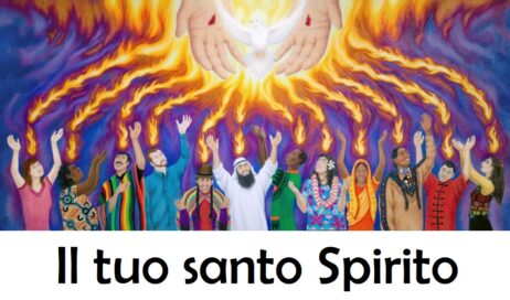 Nasce a Pinerolo un canto per la Pentecoste 2020