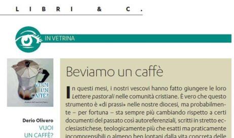 """La lettera del vescovo Derio """"Vuoi un caffè?"""" fa il giro d'Italia"""
