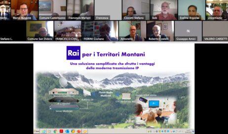 Uncem. Un accordo con la RAI per migliorare i segnali televisivi nelle aree montane