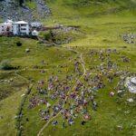 Messa del vescovo Derio al Selleries. Le spettacolari foto aeree di Lorenzo Mottura
