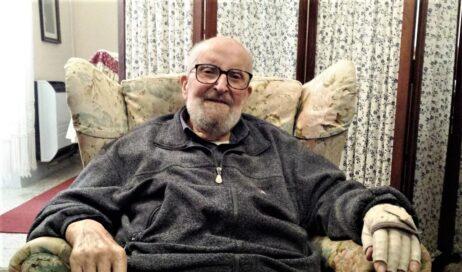 All'età di 91 anni si è spento a Villar Pellice don Antonio Buffa
