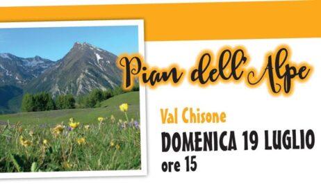 Domenica 19 luglio il vescovo presiede la messa a Pian dell'Alpe