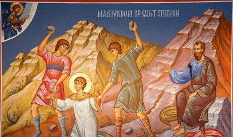 In cammino con gli Atti degli apostoli – Il martirio di Stefano