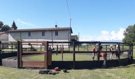 A Cavour l'equitazione a misura di bambino