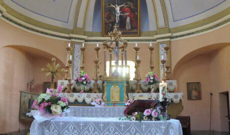 Roure. Il 12 luglio messa a Bourcet col vescovo Derio