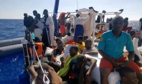 Isole e migranti