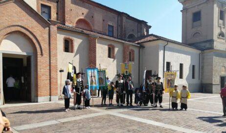 Frossasco in festa per San Donato