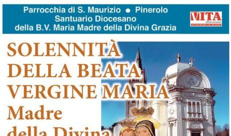 A Pinerolo la festa del Santuario Diocesano