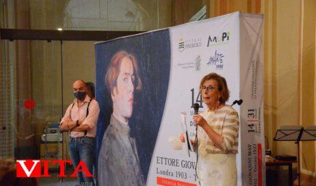 [ photogallery ] Inaugurata a Pinerolo la mostra dedicata a Ettore Giovanni May