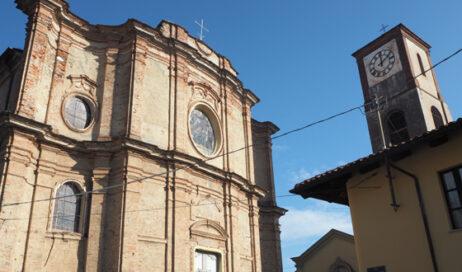 Con ArCO alla scoperta delle chiese di Bricherasio e San Secondo