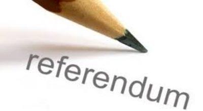 Referendum a confronto
