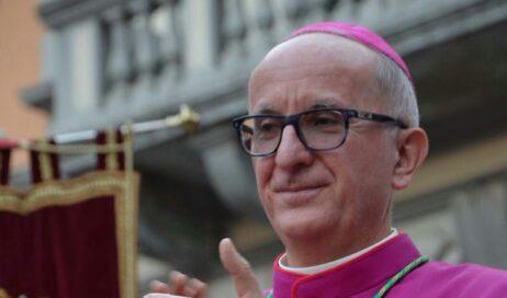 Tre anni fa l'ingresso del vescovo Derio Olivero a Pinerolo